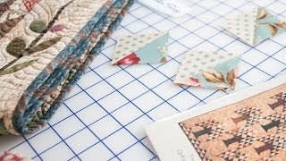 How To Host A Half-Square Triangle Exchange By Edyta Sitar