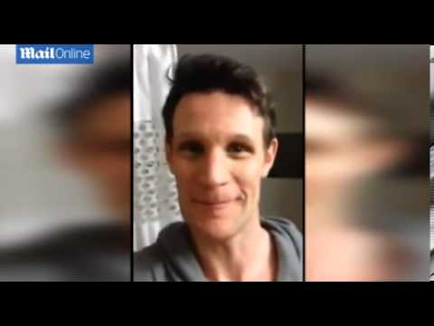 Matt Smith's video message to four year old Jack Robinson