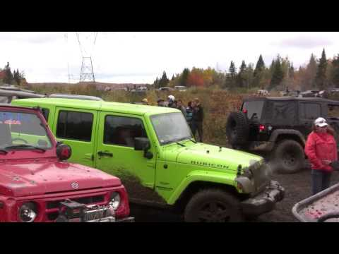 Rally Victo 2012 montage - over 850 4x4's
