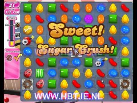 Candy Crush Saga level 389