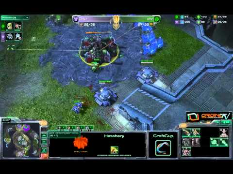 [LIVE-034] TvZ Onva vs sYz Game 3 - Starcraft 2