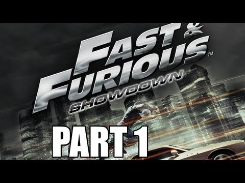 Fast & Furious: Showdown - Gameplay Walkthrough - Part 1