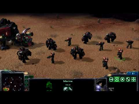 Танцы в StarCraft II