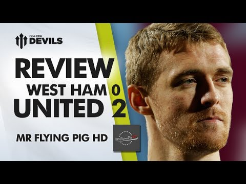 Second Rate Mugs! | West Ham 0-2 Manchester United | REVIEW