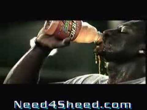 Gatorade Fierce Commercial, Gatorade Commercial with NBA Stars Ben Wallace, Dwyane Wade, Vince Carter & other And 1 Streetball Stars Anthony Pelle, Obadiah Toppin & Hugh Jones
