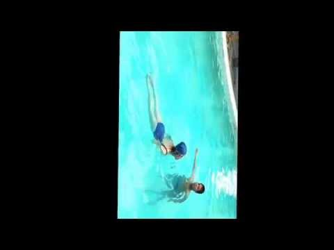 Học bơi của người lớn tuổi