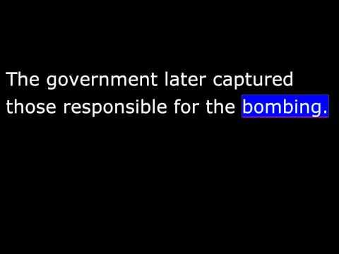 American History - Part 221 - Clinton - WTC terrorist attack I - OK City Attack - Somalia