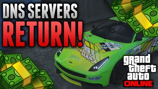 GTA 5 Online DNS CODES ARE BACK! Free Cars, No Wanted
