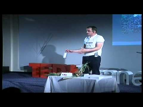 Eat Local, Think Global: Altin PRENGA at TEDxTirana