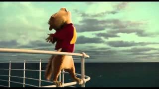 Alvin E Os Esquilos 3 Naufragos (V.P.) » Trailer 1 PT