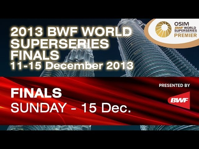 Final - MD - M.Ahsan / H.Setiawan vs Kim K.J. / Kim S.R. - 2013 WSS Finals