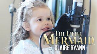 La bella Claire canta Part of Your World