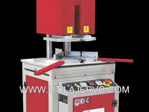 MASINA DE LIPIT PVC 0.2 MM WZ102 WWW.UTILAJEPVC.COM