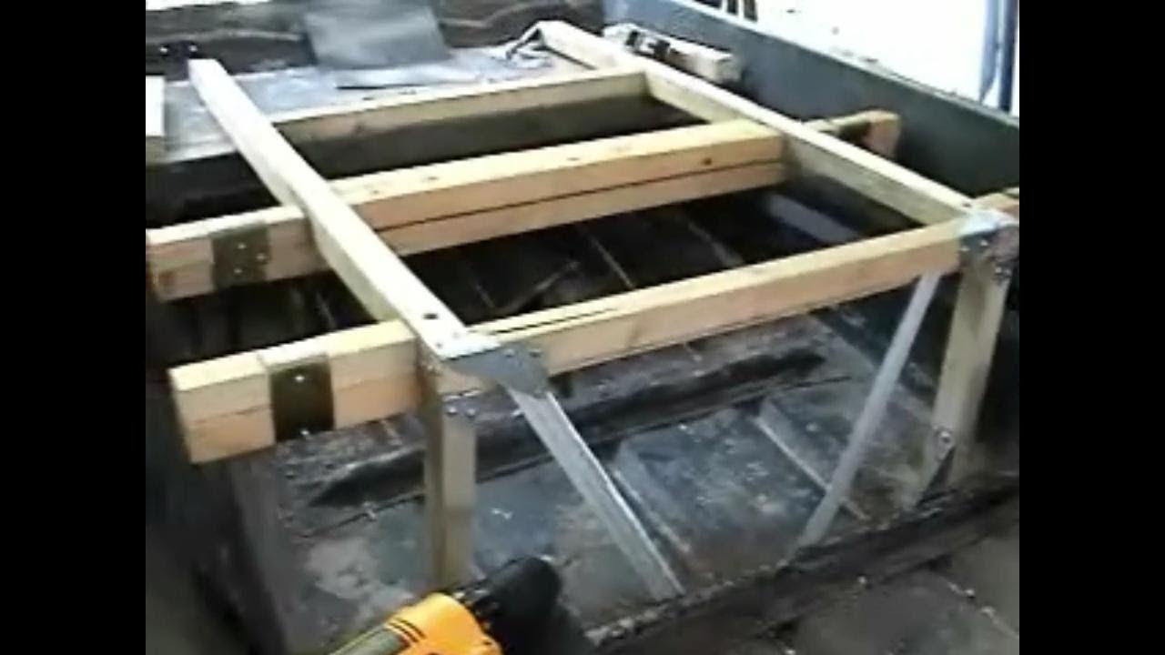 Goes Boat  Buy Jon Boat Deck Plans