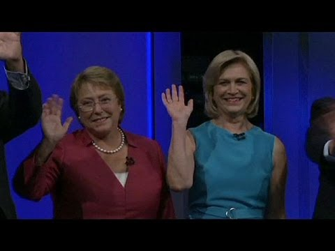 Michele Bachelet expected to win as voters in Chile elect new president