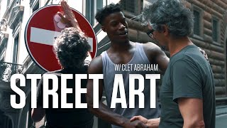 Becoming A Graffiti Artist with Clet Abraham