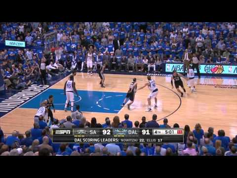 San Antonio Spurs vs Dallas Mavericks Game 6   May 2, 2014   NBA Playoffs 2014
