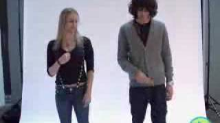 ADAM SEVANI TEACHING DANCE MOVES (so Cool And Easy To