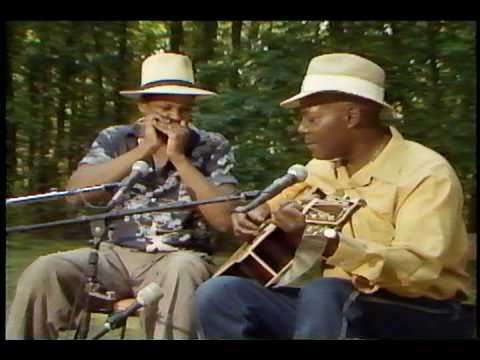 John Cephas and Phil Wiggins - Richmond Blues