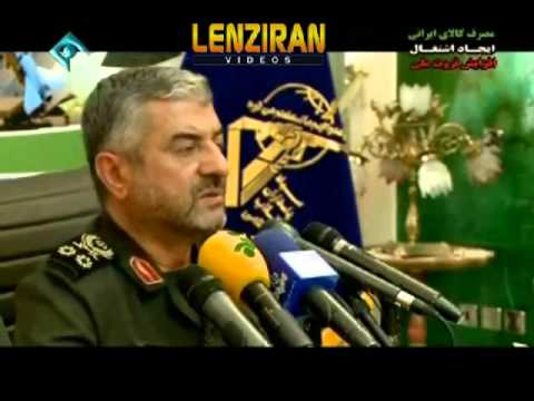 Commander of Sepah Sardar Jafari : IRGC have toock back security of Eastern boders