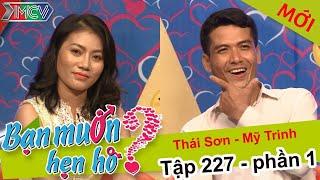 Cuốn hút khi mẹ cùng con gái khiêu vũ trên sân khấu hẹn hò | Thái Sơn - Mỹ Trinh | BMHH 227