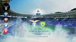 Serie A TIM | Il trailer di Lazio-ChievoVerona
