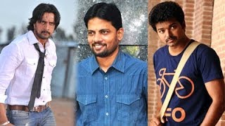 Naan E Sudeep in VIjay - Chimbhu Movie