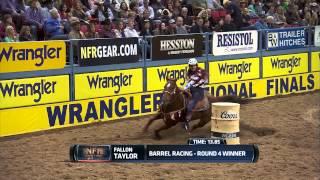 2014 Round 4 Wrangler NFR Highlights