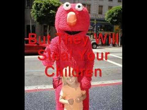 Gay Elmo 5