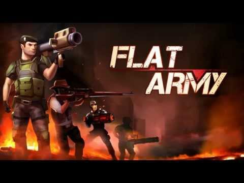 скачать игру Flat Army на андроид - фото 3