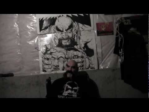 Ox Baker shoot interview teaser  No-kayfaben.com 2012 talking frank gotch and more
