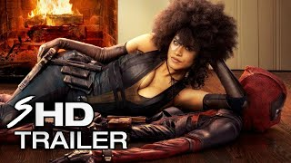 Deadpool 2 - Official Extended Teaser Trailer (2018) + Cable And Domino First Look