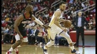 Golden State Warriors vs Houston Rockets_NBA Highlights_(March 13th 2019)
