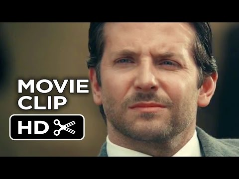 Serena Movie CLIP - You Don't Stand A Chance (2015) - Bradley Cooper, Jennifer Lawrence Movie HD