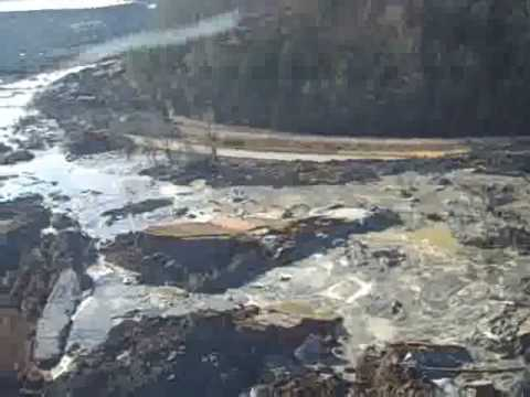 TVA Coal Ash Disaster Dec 22 2008