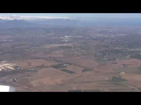 From the Window Seat: Johannesburg to Cape Town