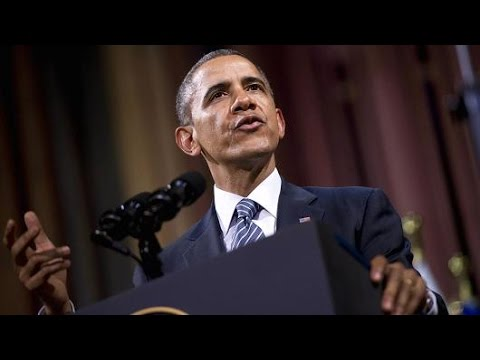 Ukraine crisis. Barack Obama's speech!