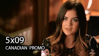"Pretty Little Liars 5x09 CANADIAN Promo ""March Of Crimes"
