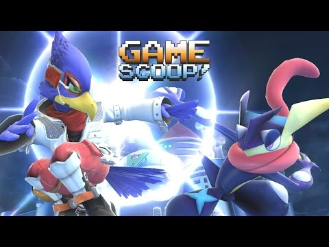 Game Scoop! 320: Awesome Super Smash Bros. Updates