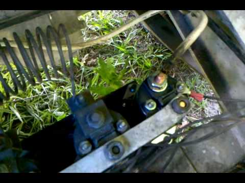 Solenoid problem Just clicking STILL 1987    Club       Car    Golf cart  YouTube