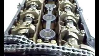Что под крышкой клапанов у двигателя M50TUB25