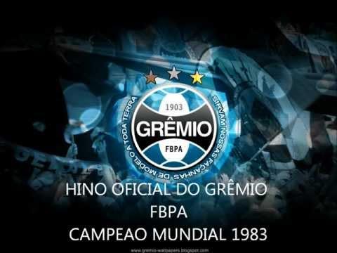 HINO DO GRÊMIO - (OFICIAL) HD