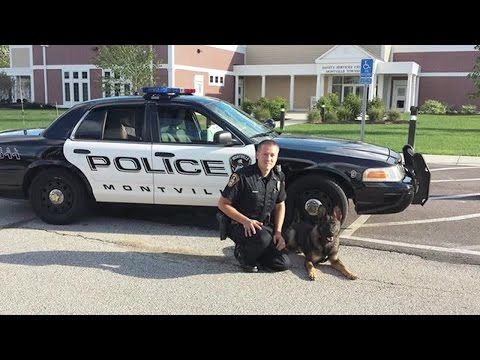Montville Township Police Department says K9 death was tragic accident