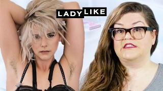 Ladylike Goes 30 Days Without Shaving