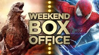 Weekend Box Office - May 16 - May 18, 2014 - Studio Earnings Report HD