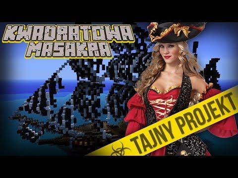 KWADRATOWA MASAKRA: Piraci, dinozaury! [#6]