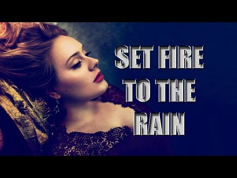 Adele - Set Fire To The Rain (Spanish Sub)
