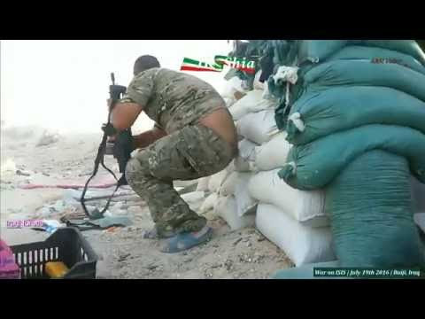 Tấn công IS tại chiến trường Iraq