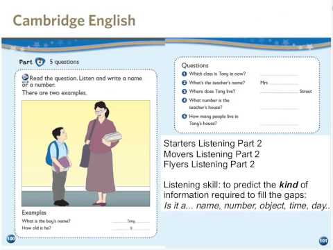 Tips and Tricks to prepare your learners for the Cambridge English: Young Learners