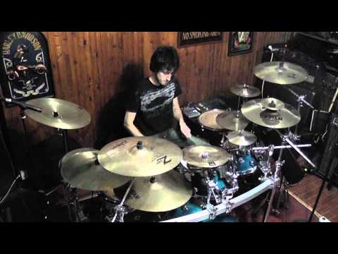 A7X - Avenged Sevenfold - Beast and the Harlot - CDM Drum Cover